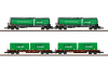 """Green Cargo"" Freight Car Set"