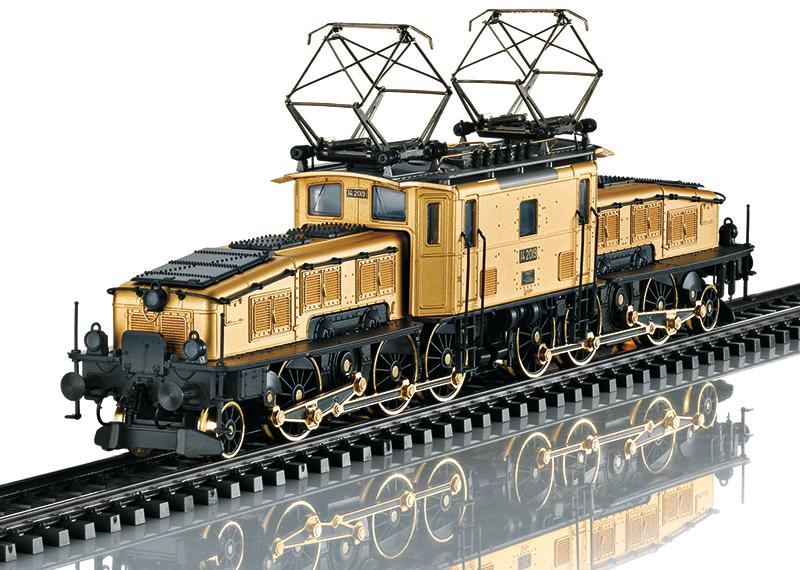 Locomotive électrique série Ce 6/8 II