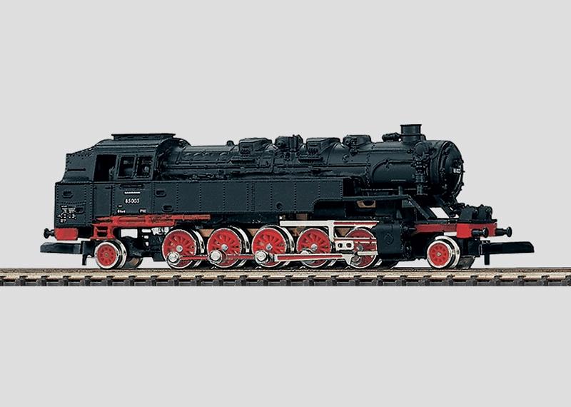 Heavy Tank Locomotive.