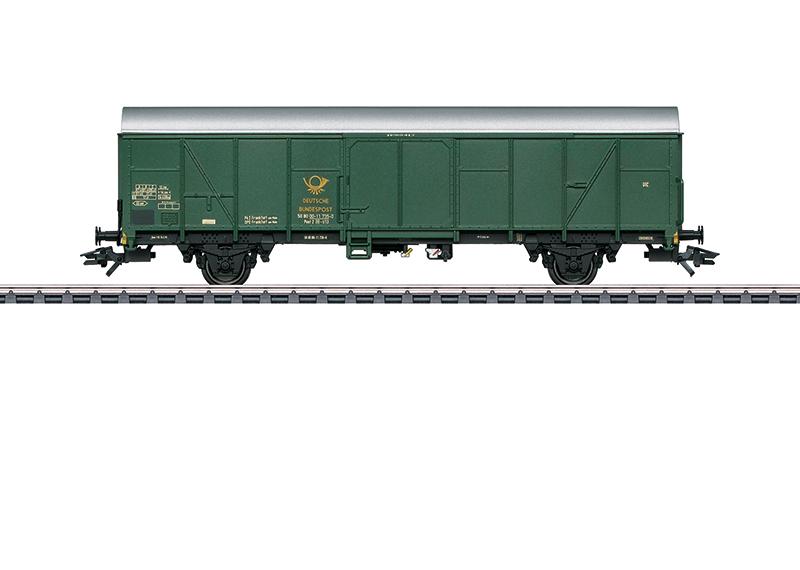 Transportbahnpostwagen Post 2ss-t/13