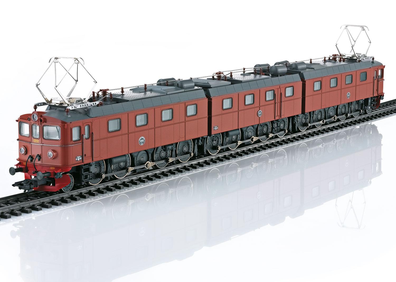 Heavy Ore Locomotive