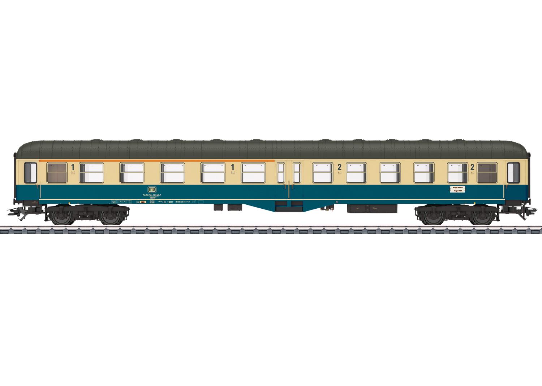 Passenger Car, 1st/2nd Class
