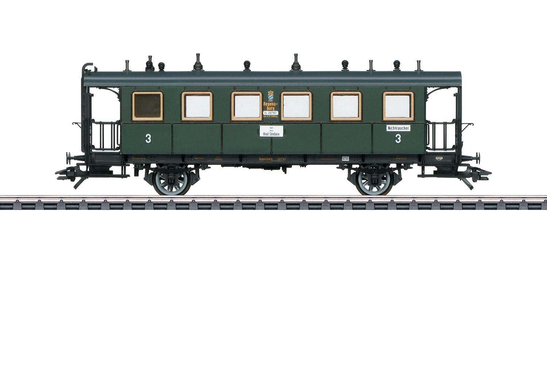 Personenwagen bayerischer Bauart