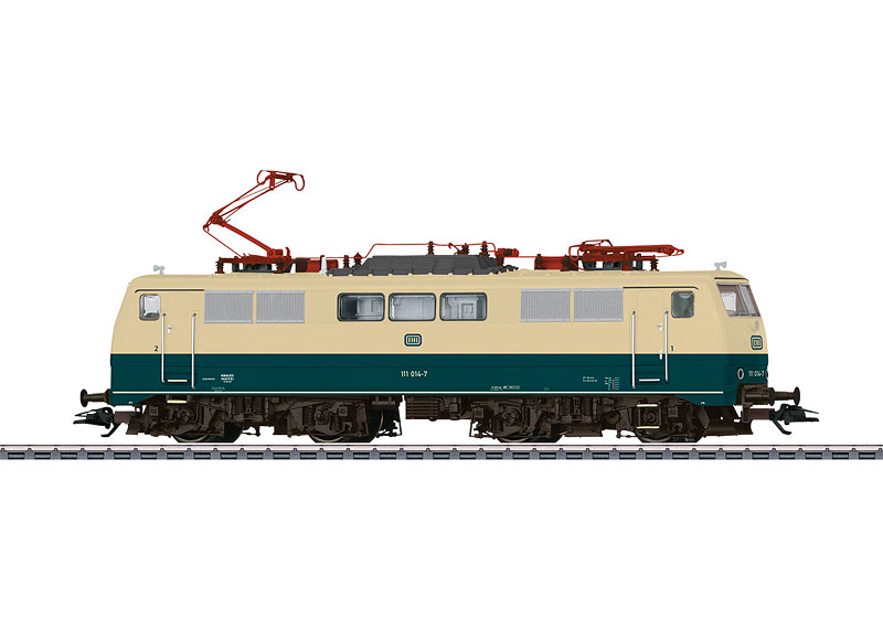 Class 111 Electric Locomotive