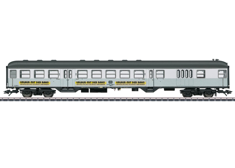 Nahverkehrs-Steuerwagen BDnrzf 739