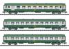 """""""Nizza – Paris"""" Express Train Passenger Car Set"""