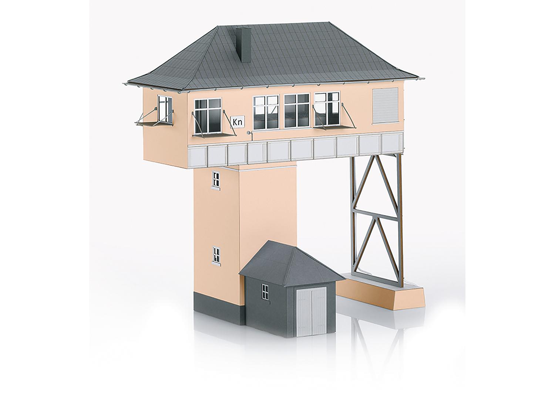 Building Kit of the Kreuztal (Kn) Gantry-Style Signal Tower