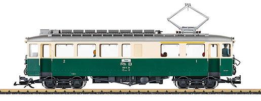 RhB Triebwagen ABe 4/4 34