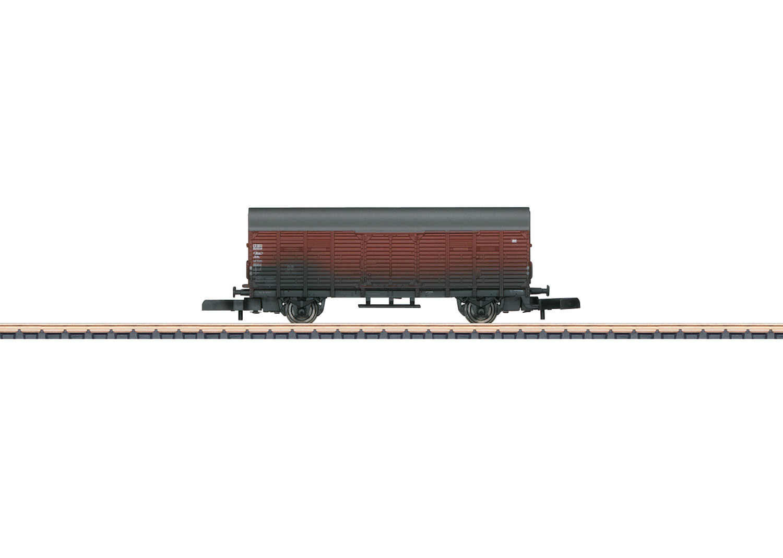 Type Gl 11 Boxcar.