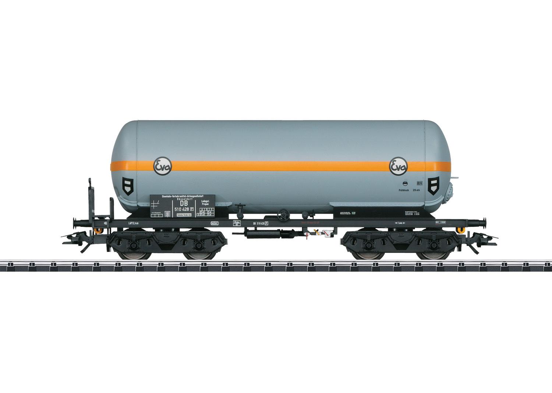 Druckgas-Kesselwagen