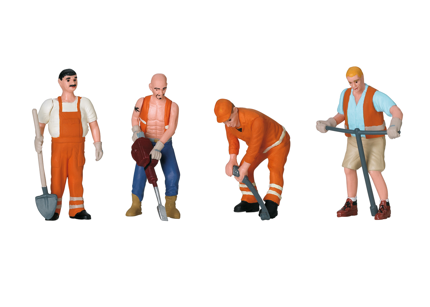 Set of Figures for Workers