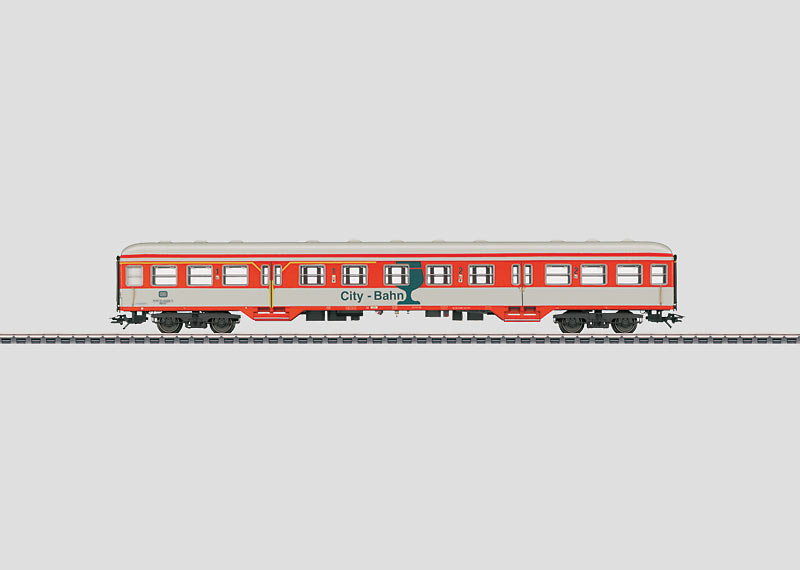 """City-Bahn"" Add-On Car."
