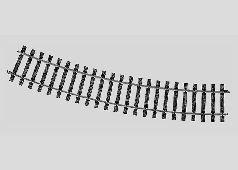 Curved Track.