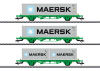 Type Lgns Container Flat Car Set
