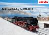 Märklin Katalog 2018/2019 EN