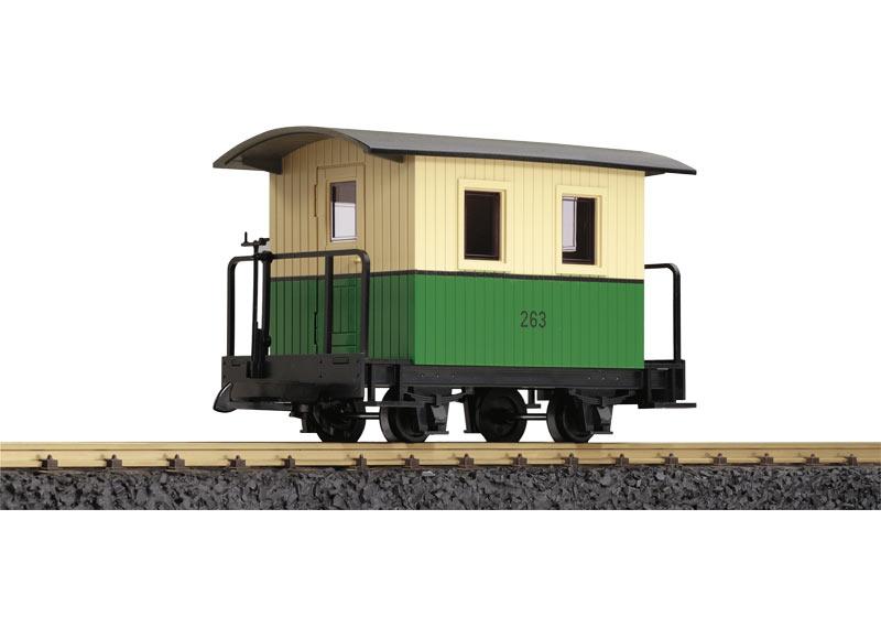 Field Railroad Passenger Car, 263