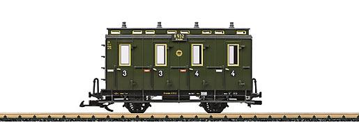 Abteilwagen 3./4. Klasse DRG (Deutsche Reichsbahn Gesellschaft)