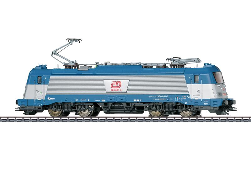 Locomotive électrique série 380