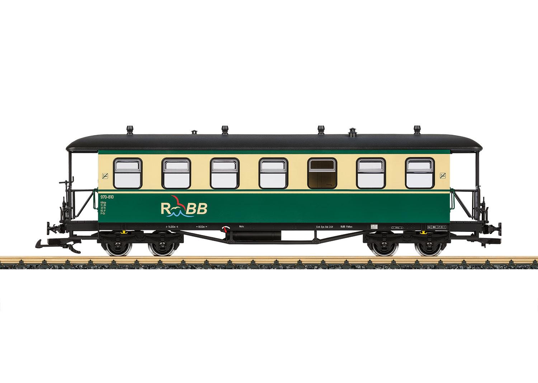 Rügen Bäder Railroad (RüBB) Passenger Car