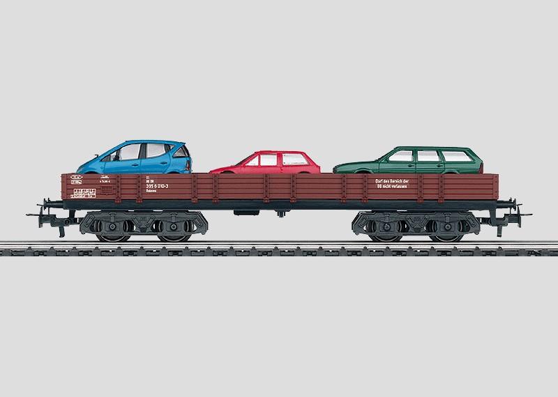 Autotransportwagen.