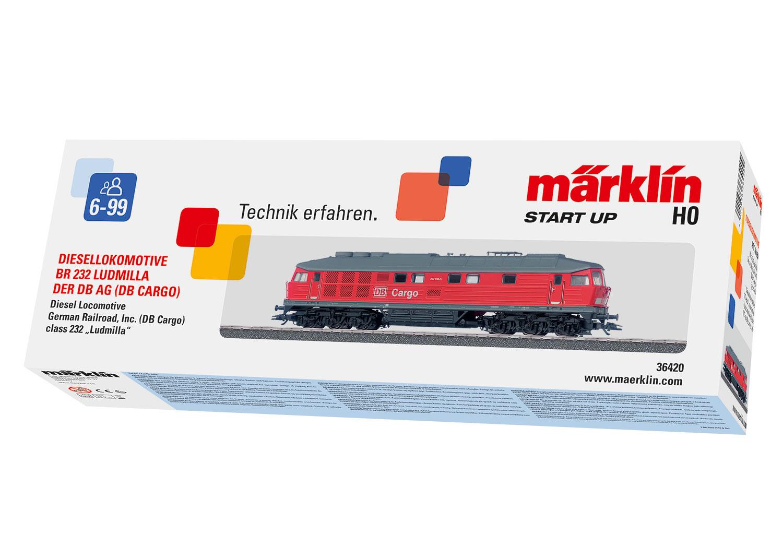 Märklin Start up - Schwere Diesellokomotive