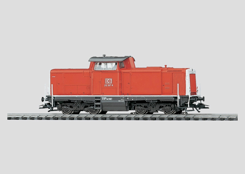 General Purpose Diesel Hydraulic Locomotive.