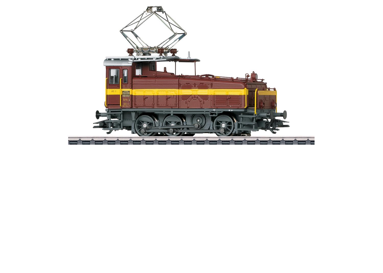 "Class Ee 3/3 ""Halbschuh"" / ""Casual Shoe"" Electric Switch Engine"
