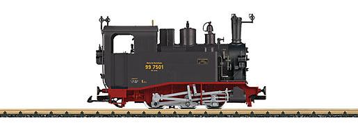 Dampflokomotive BR 99 7501