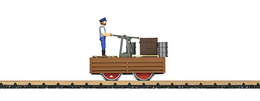 Bahnmeister-Draisine