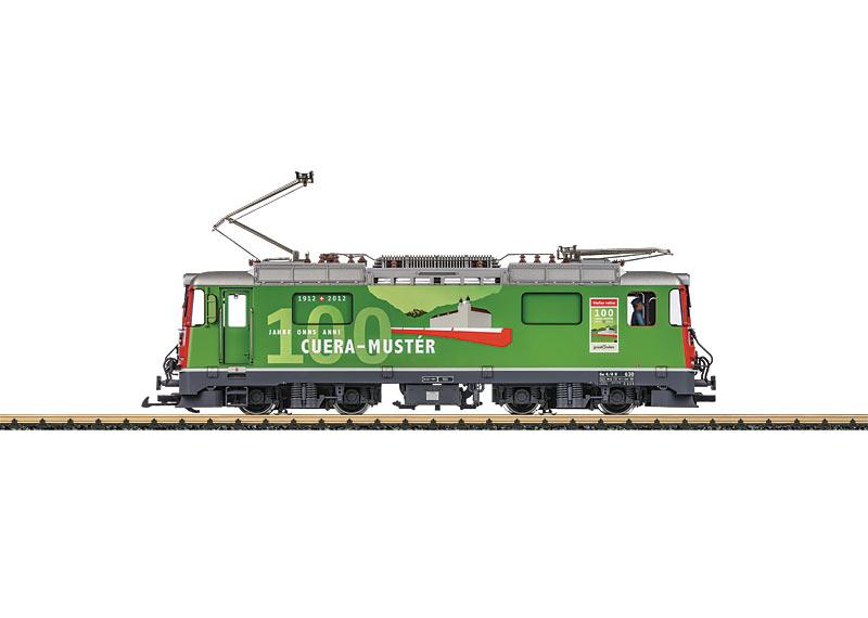 RhB Class Ge 4/4 II Electric Locomotive