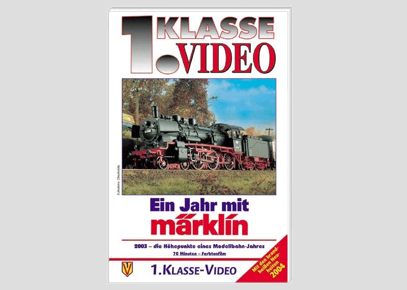 """Jahres-Chronik """"Ein Jahr mit Märklin""""."""