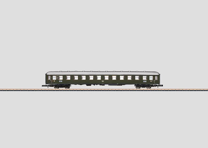 Schnellzugwagen