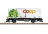 RhB Containerwagen coop® Salat