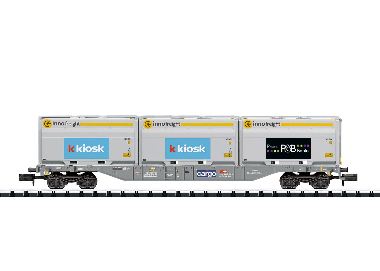 Containertragwagen Sgnss