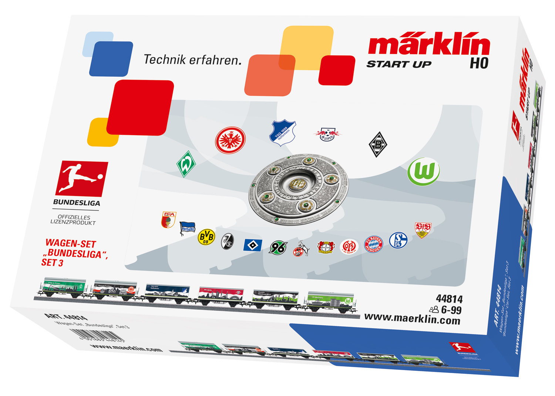 """Bundesliga"" Car Set, Set 3"