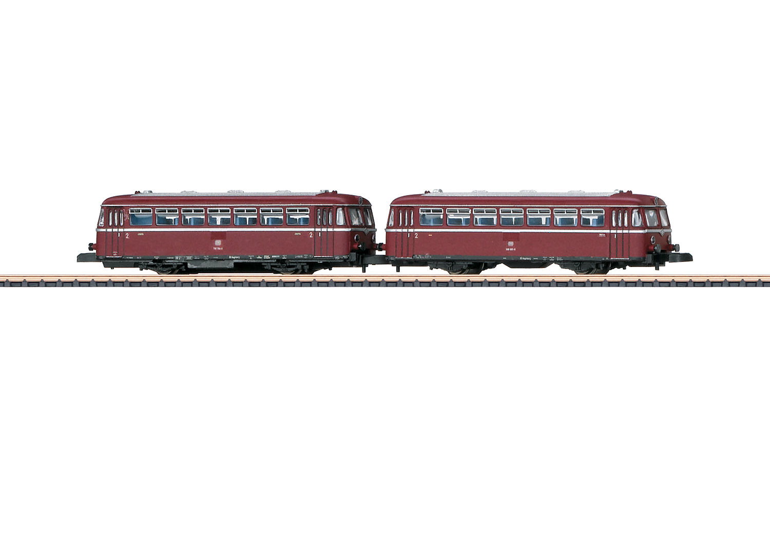 Class 798 Powered Rail Car
