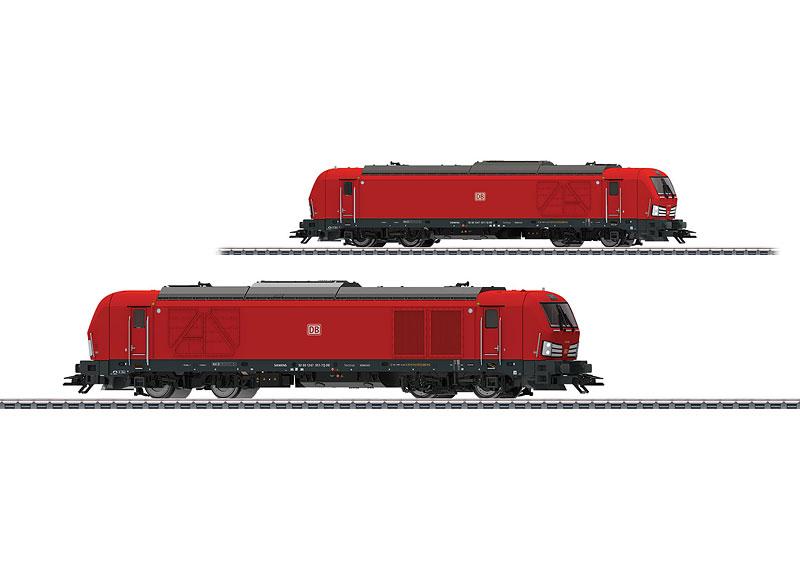 Class 247 Diesel Locomotive