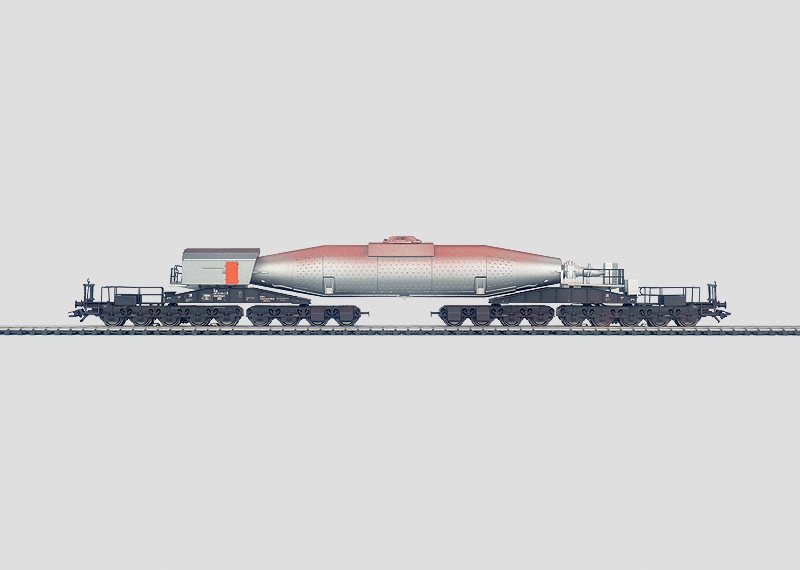 Torpedowagen.