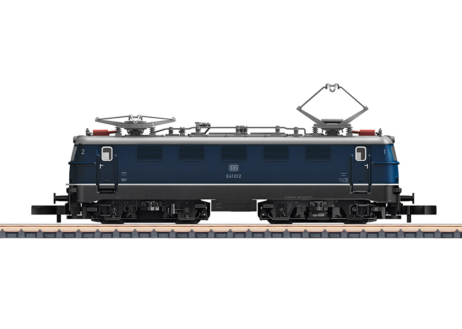 Class E 41 Electric Locomotive