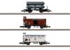 Güterwagen-Set K.P.E.V.