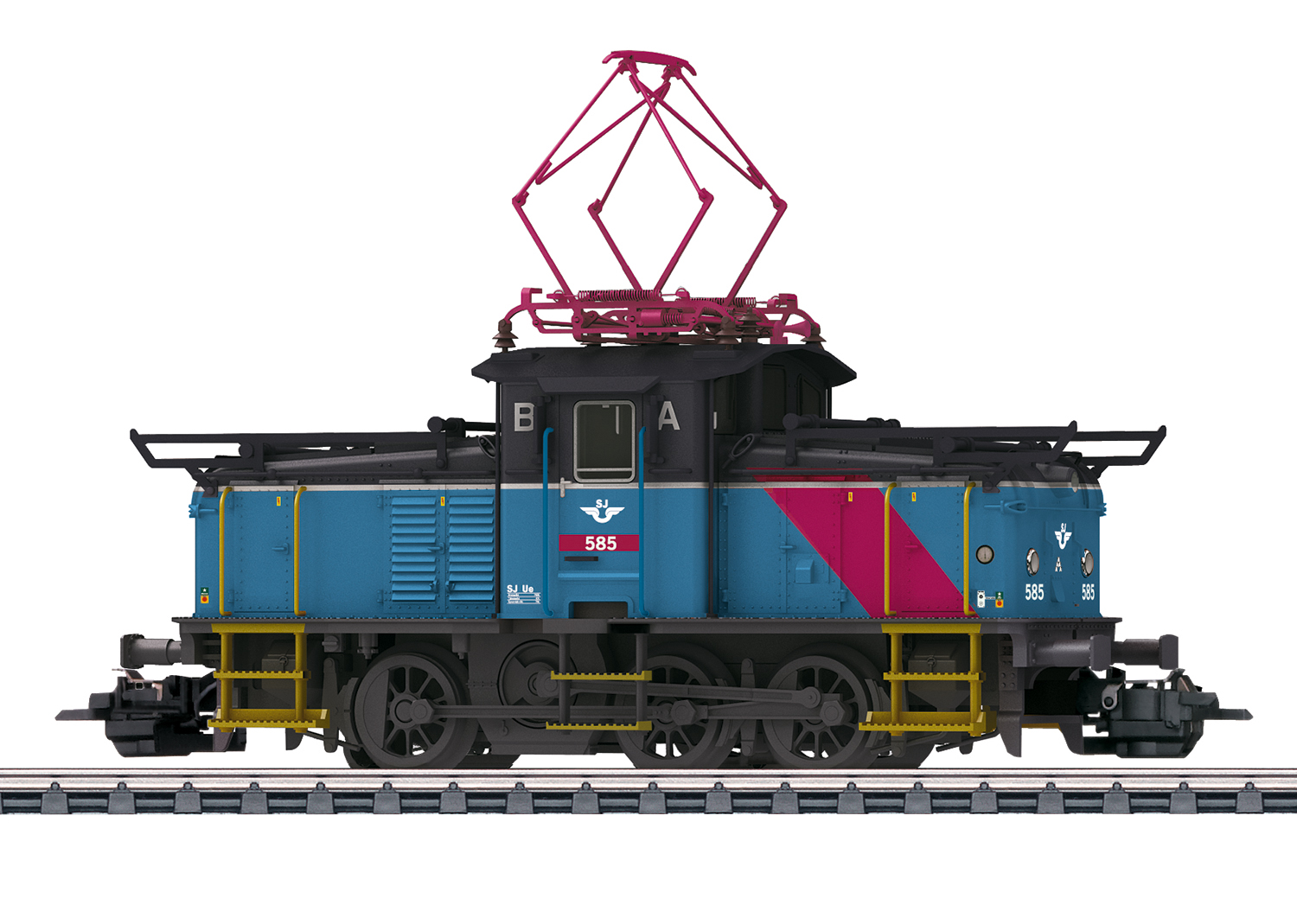 Class Ue Electric Switch Engine