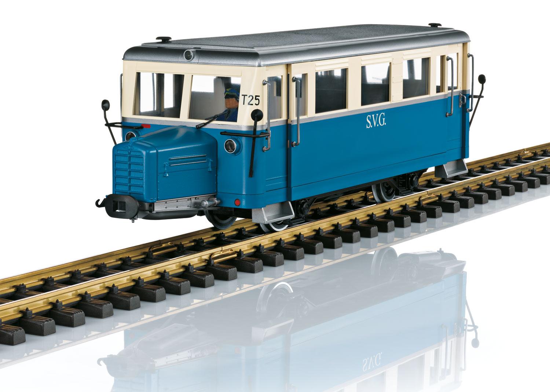 Sylt T 25 Rail Bus
