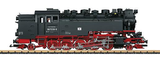 HSB Dampflok BR 99.23