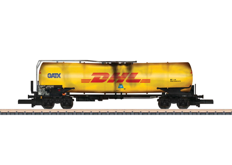 Knickkesselwagen GATX/DHL
