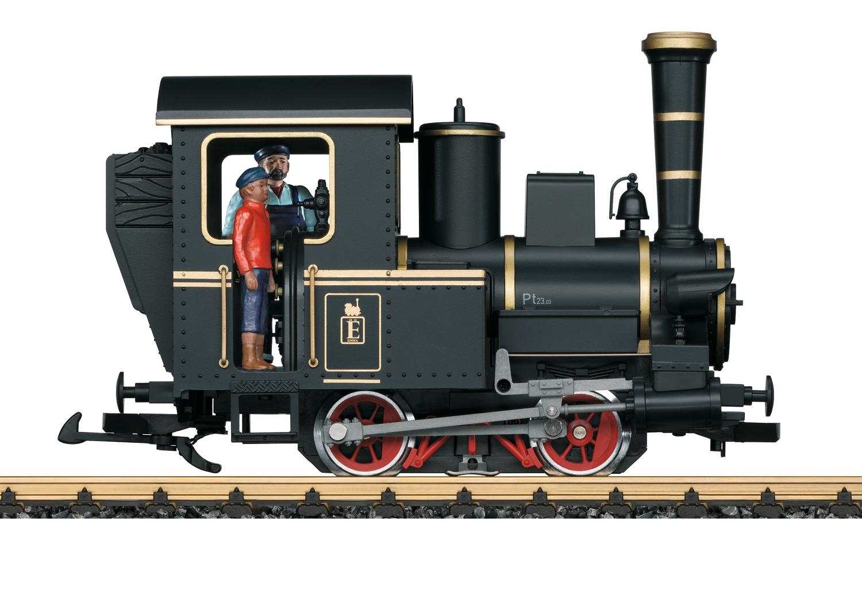 """Emma"" Steam Locomotive"