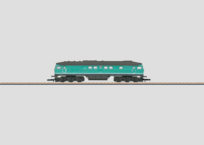Heavy Diesel Locomotive.