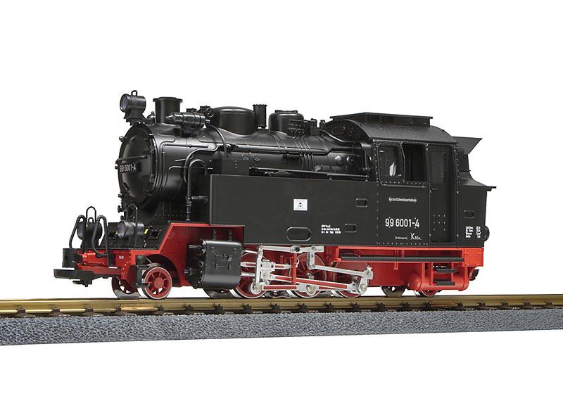 HSB Steam Loco 99 6001-4
