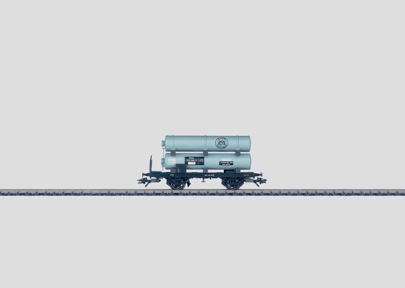 Gaswagen.
