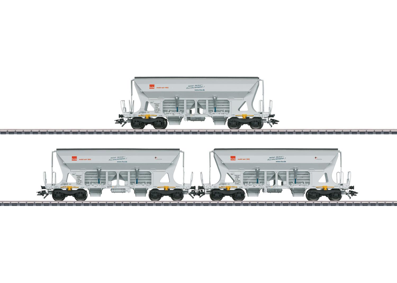 Type Faccns Bulk Freight Car Set