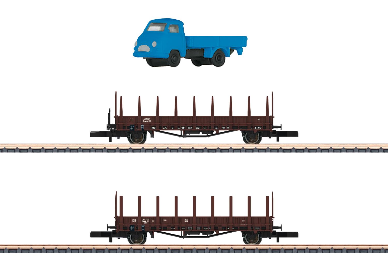 Rungenwagen-Set Rmms 33